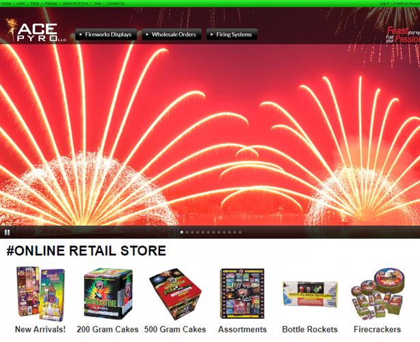 Fireworks company