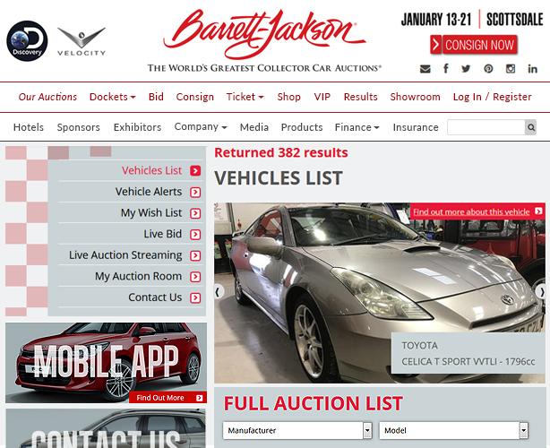 Auction company las vegas