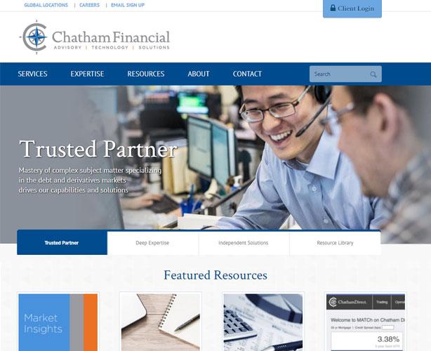 WordPress CMS Powered Website