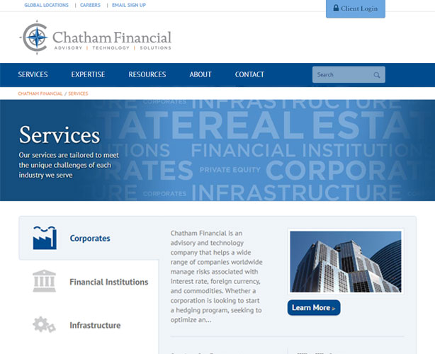 Website for USA Financial