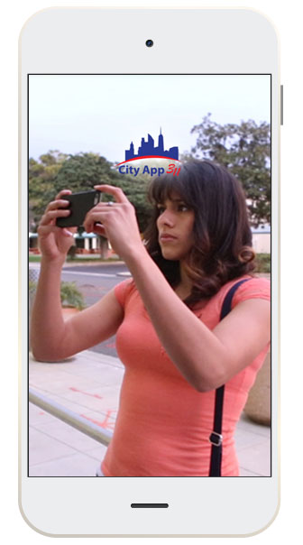 iPhone App Development of a City Guide for a Los Angeles Company