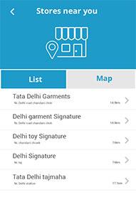 iBeacon E-commerce App Development