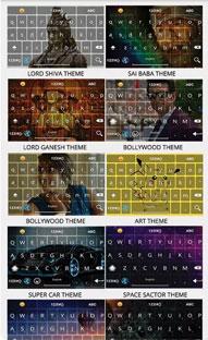 Multi Language Emoji Keyboard