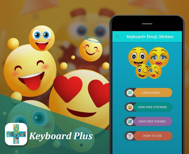 Android App Development of Multi Language Emoji Keyboard