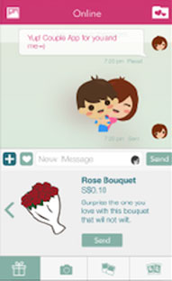 Development of iOS Mobile App for Singapore messaging app for social networking