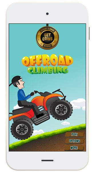 Android, iPhone App Development of Hill Climbing Racing Game