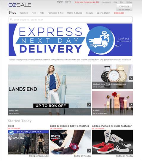 Custom ASP.NET e-Commerce Development for Sydney Retail Company