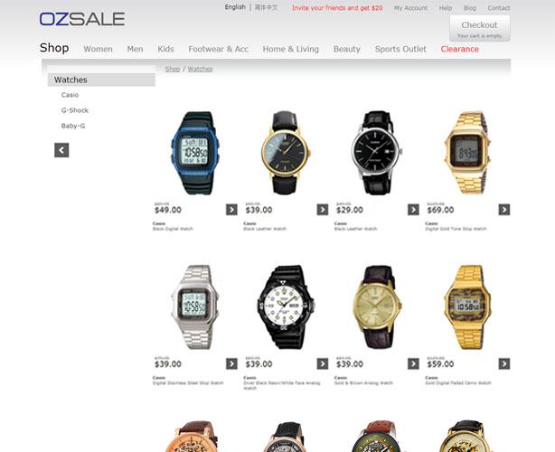 e-Commerce Development for Sydney Retail Company