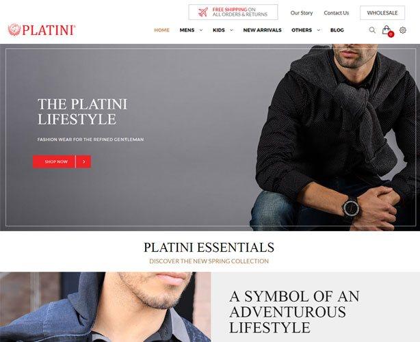 ASP.NET MVC Web App Development for California Fashion Brand