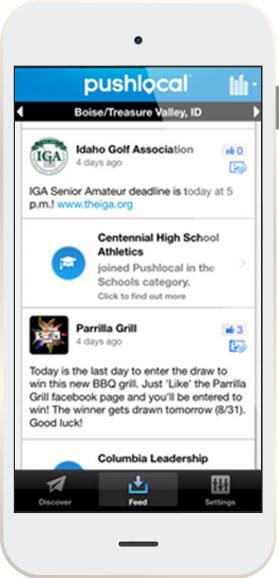 iPhone App Development for Travel & Local Community Building