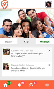 Social Outing Scheduling App