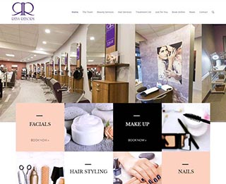 Responsive WooCommerce WordPress Theme for Spa & Beauty Salon in Ireland