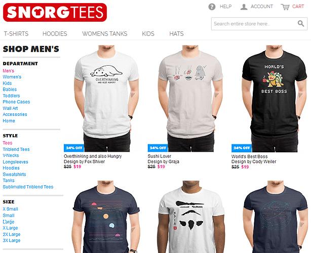 OpenCart E-commerce Website