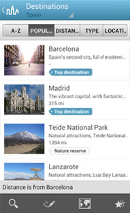 Android App Development for a Top Tour & Travel Website