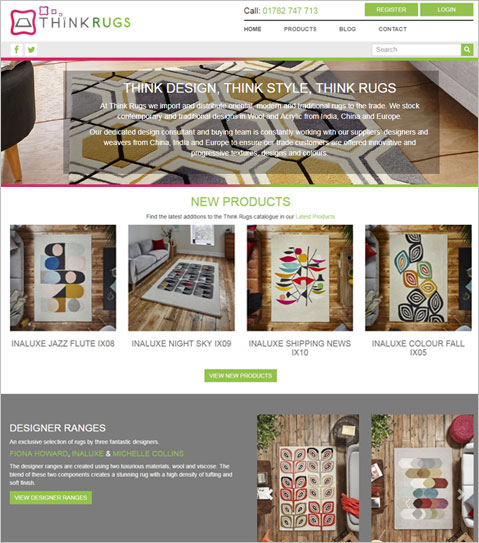 Wordpress and WooCommerce Online Store Development in UK
