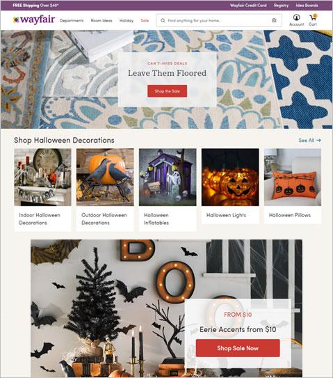 Wordpress & PHP based E-commerce Website for Boston Retail Company