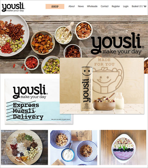 Woocommerce Wordpress Development with great UI/UX for Melbourne Food Company